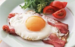 Huevo a la plancha