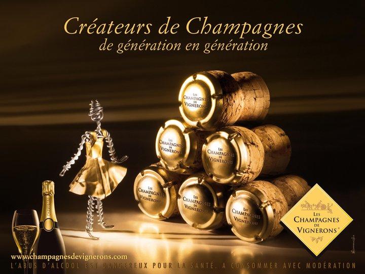 Champagnes de vigneron en Dolcetriz
