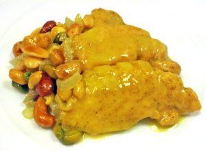 pollo-al-curry Dolcetriz Minichefs