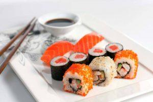 sushi en León