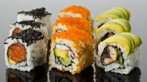 sushi león Dolcetriz